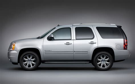 2012 gmc yukon information and photos momentcar