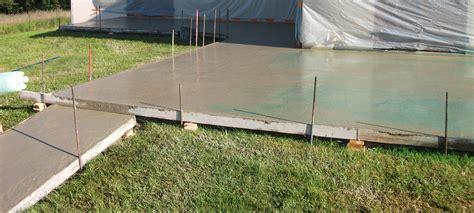Terrasse En Ciment by Dosage Beton Pour Terrasse Exterieure Id 233 Es D 233 Coration