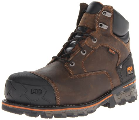 timberland pro s boondock 6 inch waterproof non