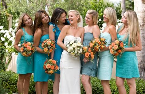 different color bridesmaid dresses bridesmaid dresses rooted in