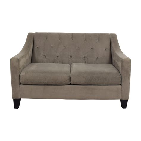 better by design couch buy grey tufted quality used furniture