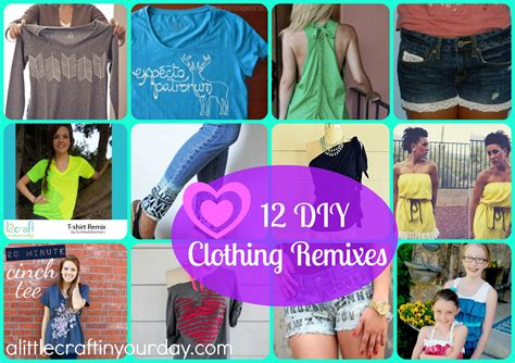 Halloween Home Decor 12 diy clothing remixes a little craft in your day