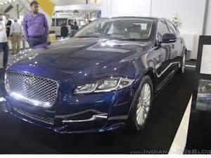 Jaguar Pricelist 2016 Jaguar Xj Price List 2016 Jaguar Xj Showcased At