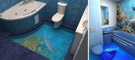 3d ocean floor designs 3d floors that will bring an ocean into your home