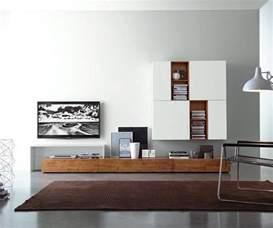 Scandinavian Design Tv Cabinet Flaches Tv Lowboard Mit H 228 Ngeschr 228 Nke Roomido Com