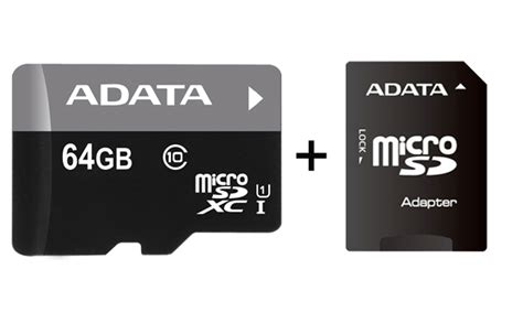 Microsd Adata Premier Class 10 With Adapter 16gb aliexpress buy brand adata premier microsdhc sdxc uhs i class10 micro sd mermory card 64gb