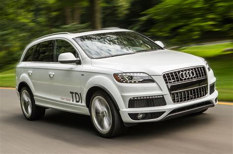 2014 audi q7 reviews and rating motor trend