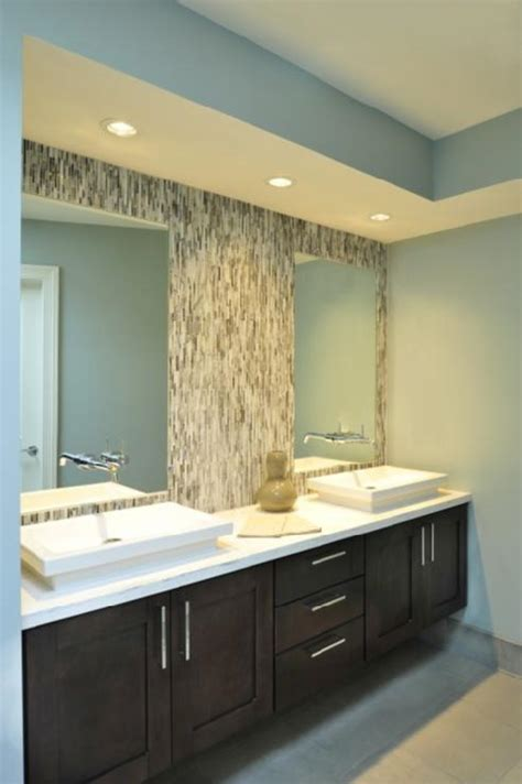 bathroom vanity backsplash ideas floating bathroom vanity contemporary bathroom beckwith interiors