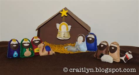 pattern for fabric nativity scene felt nativity i remember having a lot of fun playing with