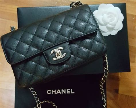 Channel Wog Boy Caviar 280 best images about chanel mini flap bag in black on