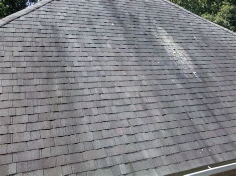 on roof composition roofing shingles