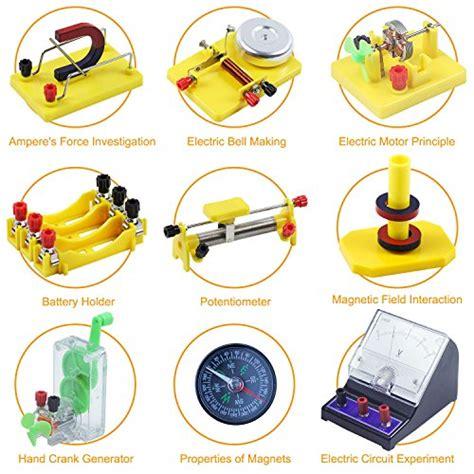 Lerbor Stem Physics Science Lab Basic Circuit Learning Kit