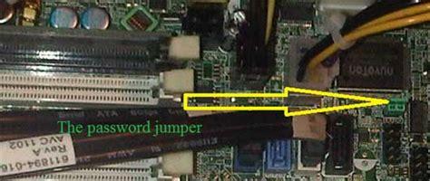 reset bios hp 8200 elite hp compaq 6200 8200 elite desktop pcs resetting password