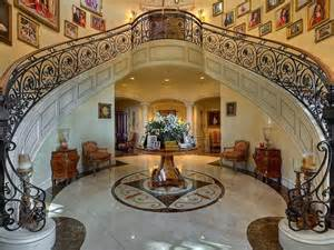 mediterranean home interior fort lauderdale mediterranean style estate with beautiful grand staircase idesignarch