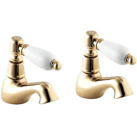 gold taps for bathrooms deva georgian bath taps gold at victorian plumbing uk
