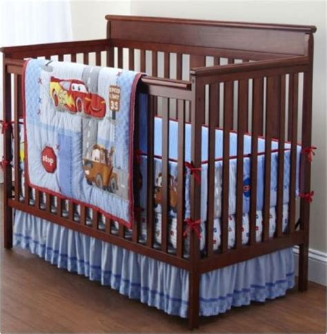 Disney Cars Crib Bedding by How To Put Up A Baby Crib Home Improvement