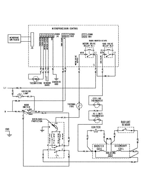 wiring diagram for maytag gas dryer wiring diagram maytag dryer wiring diagram maytag