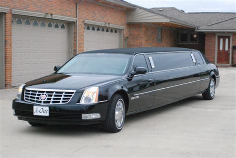 cadillac limousines black cadillac limousine a one limousine