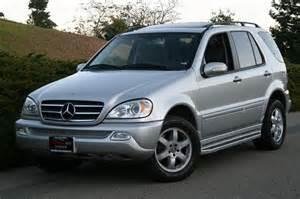 2005 Mercedes Ml500 2005 Mercedes M Class Ml500 Concord Ca