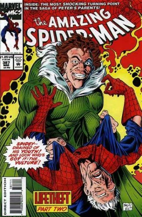 Historical Pengawal Tercinta Dearest Rogue the amazing spider 374 murder on parade issue