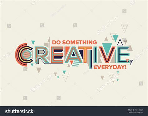 typography modern creative modern typography design geometrical style stock vector 482175067