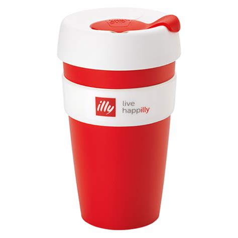 Tumblers Keep Cup Blueberry 454ml illy live happilly keepcup coffee cup 454ml delico coffee