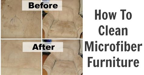 how do i clean upholstery how to clean microfiber furniture