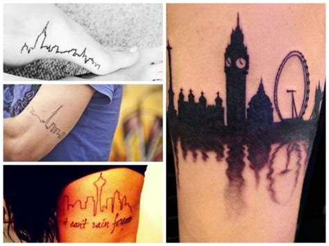 london tattoo hiv 40 pictures of the best travel themed tattoos pictures