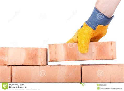 building brick wall royalty free stock photos image
