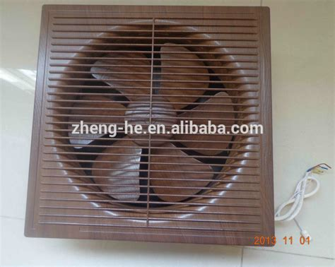Types Of Kitchen Exhaust Fans by 10 Quot Wall Mount Kitchen Exhaust Fan With Net Plastic
