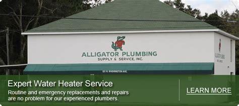 Gator Plumbing Of South Florida by Alligator Plumbing Titusville Fl