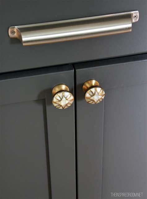 brass handles for kitchen cabinets 17 best ideas about kitchen knobs on pinterest kitchen