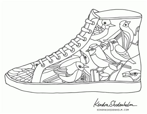 coloring pages shoes printable shoes coloring pages print coloring home