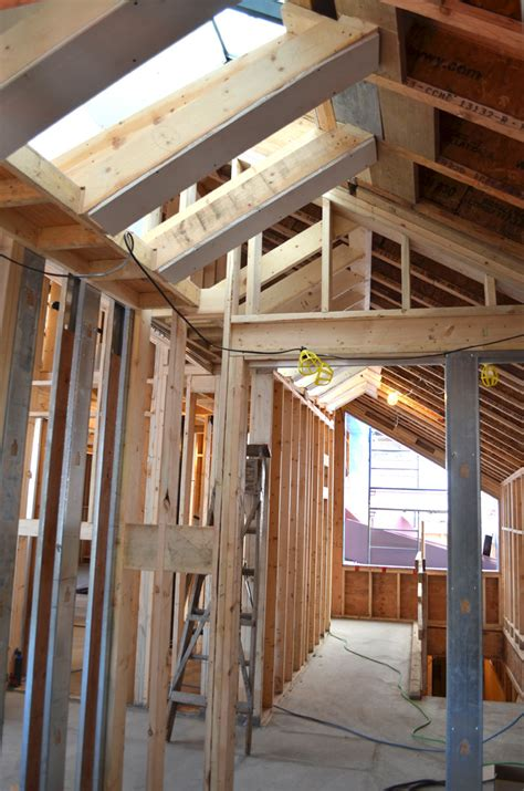 Wood Frame Ceiling by Dunbar Framing 171 Home Building In Vancouver