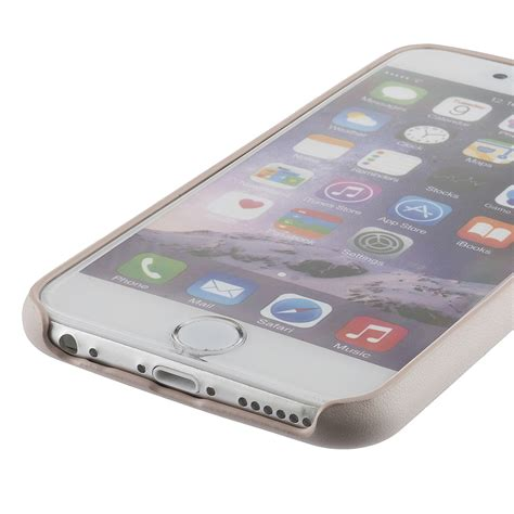 Padco Iphone 6 Plus 6s Plus Soft Shell Tpu Macaron Cover Casing Murah revel iphone 6 6s plus 5 5 ultra thin soft touch leather skin shell back cover ebay