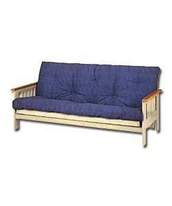 denim futon tennessee buttermilk futon denim mattress futon review