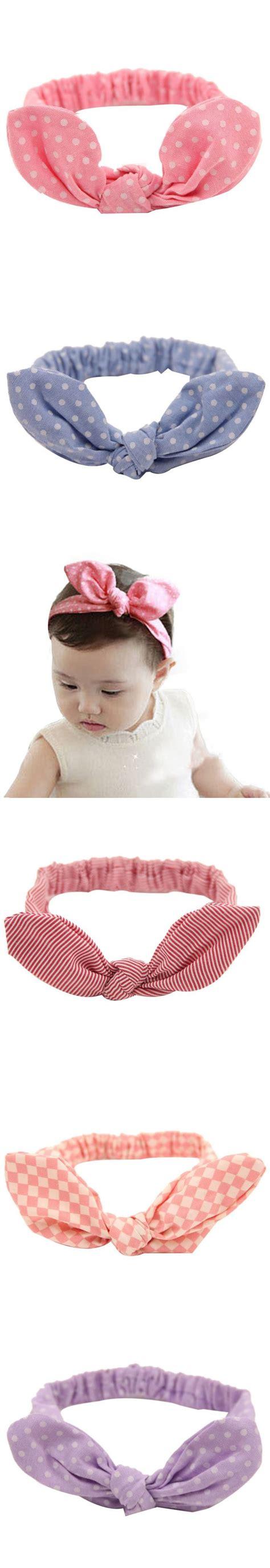 Lovely Baby Headband Bunny best 25 knotted headband ideas on diy