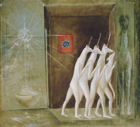 imagenes de surrealismo famosas muere leonora carrington selecci 243 n de su pintura y un