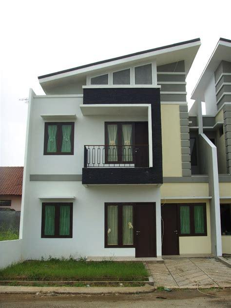 68 Desain Rumah Sederhana Warna Hijau 92 Rumah   68 desain rumah minimalis warna ungu desain rumah