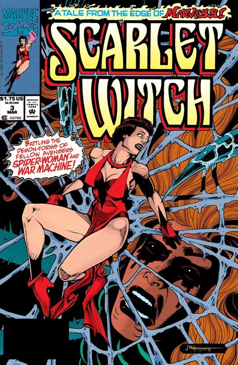 witch into the outside volume 1 books scarlet witch vol 1 3 marvel comics database