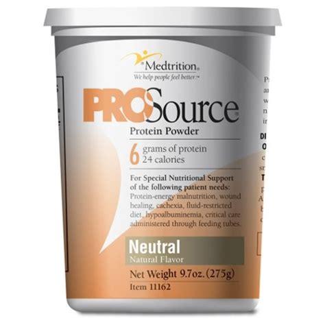 supplement powder prosource protein powder supplement at healthykin