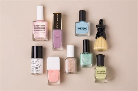 nail polish color for june 2014 our favorite nail colors for spring 2014 beautylish
