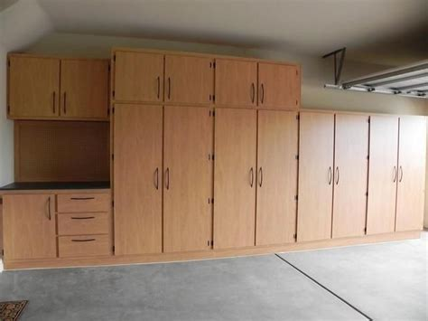 build garage wall cabinets best 25 garage cabinets diy ideas on diy