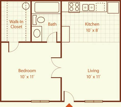 400 square foot apartment 400 sq ft apartment floor plan google search 400 sq ft floorplan pinterest bedroom