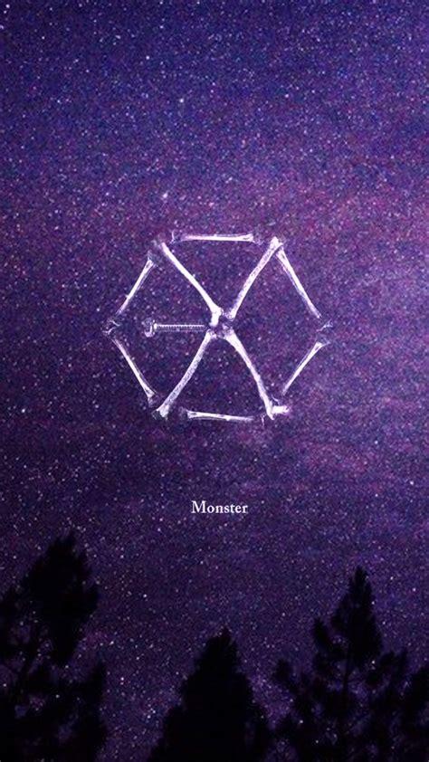 exo wallpaper symbol sehun network exofeelsuniverse exo logo wallpapers