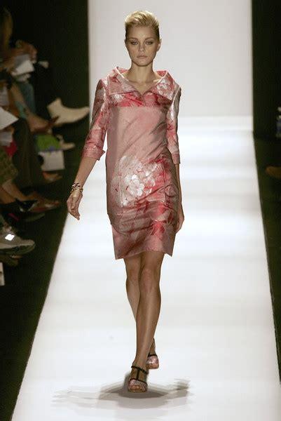 New York Fashion Week Coverage Fall 2007 Carolina Herrera by Carolina Herrera 2007 Runway Pictures Stylebistro