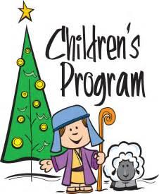 children s christmas program