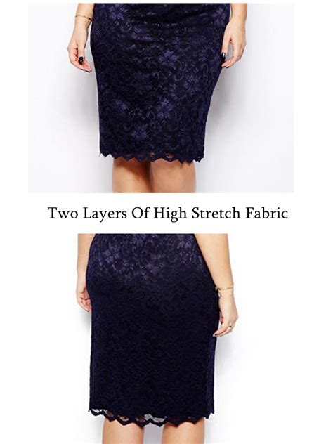 Bj 9609 V Neck Sweater Dress buy v neck plus size lace dress mid calf length