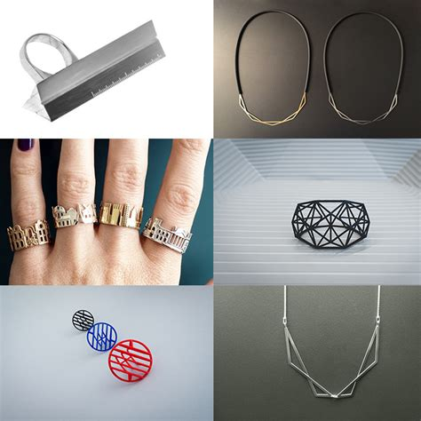 Architecture Design Jewelry 4 Architecturally Inspired Jewelry Lines Archdaily