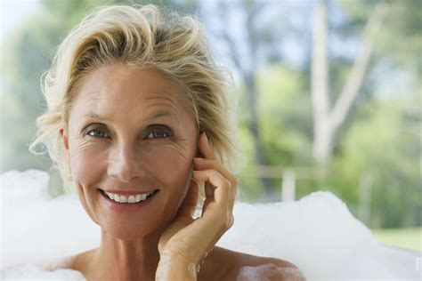 how women should look at sixty top 14 skin care tips for woman over 50